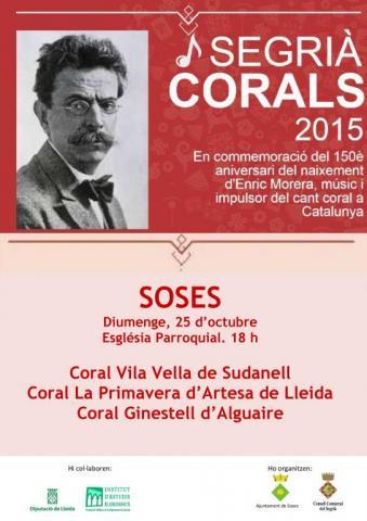 Segrià Corals a Soses