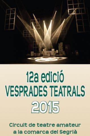 Vesprades Teatrals 2015
