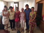 Reunió amb les representants de la plataforma animalista de les Terres de Lleida