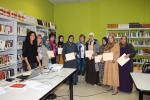 Entrega de diplomes sessions 1a acollida Aitona