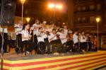 """Inauguració de la 9a edició de la volta comarcal de sardanes """"Sardanes a la Fresca"""""""