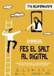 Cartell de la campanya 'EMPRESA, FES EL SALT AL DIGITAL'