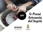 Segrià Turisme - 1r Premi d'Artesania del Segrià